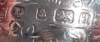 Pair of Silver Napkin Rings, Hallmarked Birmingham 1900 (3 of 3)