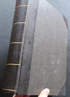 Rare 1900's Antique Lace Photograph Album, Numerous Lace Designs, Bound in Leather Binding (5 of 5)