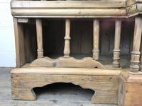 Unusual Victorian Antique Pine Chicken Coop Dresser (9 of 16)