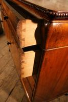 19th Century Walnut Chest of Drawers (2 of 6)