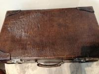 Excellent Quality Crocodile Suitcase (2 of 10)