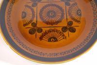 Mid Century Norwegian Pottery Plate - Stavangerflint Sera - Design Inger Waage (4 of 4)
