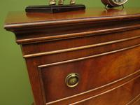 Narrow Antique Reproduction Reprodux Chest of Drawers by Bevan Funnell (3 of 14)