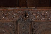 Wonderful Carved Oak Coffer (5 of 10)