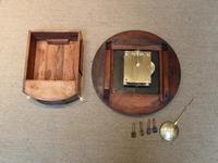 Mahogany Dial Clock by Harrods (11 of 12)
