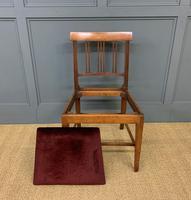 Set of 8 Georgian Mahogany Dining Chairs (13 of 16)