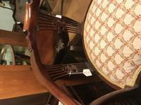 Unusual Pretty Shaped Corner Chair (2 of 11)