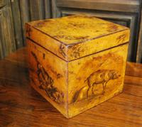Antique French Tea Caddy Box (4 of 7)