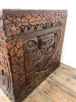Antique Chinese Camphor Wood Trunk (9 of 14)