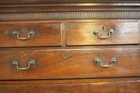 Rare George III Tallboy Chest of Drawers (6 of 15)