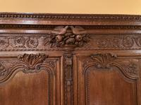 French Wedding Wardrobe from Normandy 18th Century in Oak (11 of 11)