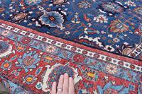 Old Veramin Carpet 323x211cm (7 of 7)