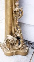 Full Height Victorian Giltwood Pier Mirror / Dressing Mirror (11 of 27)