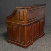Early 20th Century Mahogany Desk (9 of 15)
