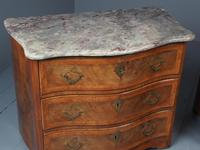 Pair of Antique French Walnut Commodes (4 of 17)