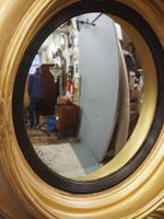 Large Regency Gilt Girandole Mirror (7 of 12)
