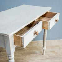 Vintage Painted Side Table (4 of 6)