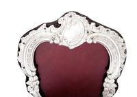 """Antique Victorian Sterling Silver 8"""" Photo Frame 1896 (3 of 10)"""