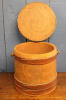 American 19th Century Oyster Barrel (4 of 9)