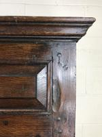 Large 18th Century Welsh Oak Hanging Cupboard (7 of 16)