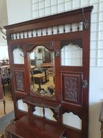 Edwardian Coat Hall Stand (3 of 5)