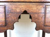 19th Century Oak Side Table (4 of 8)