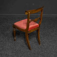 Set of Three William IV Rosewood Chairs (6 of 6)
