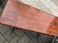 Mahogany Inlaid Sofa Table (5 of 11)