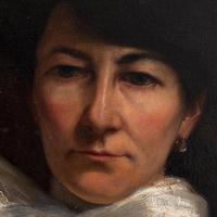 Paul-Antoine Hallez, Portrait of Lady with Umbrella (10 of 10)