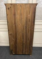 French Gothic Oak Rustic Cupboard or Wardrobe (7 of 22)
