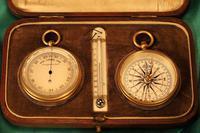 Victorian Pocket Barometer Travel Compendium c1890 (3 of 12)