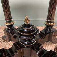 Stunning Victorian Oval Antique Dining Table (4 of 9)