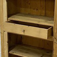 Old Pine 2 Door Cupboard (3 of 5)