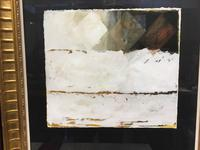 Pair of Mid 20th Century Abstract Studies, Signed (4 of 8)