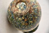 1960's Pair of Vallauris Ceramic 'Mosaic' Vases by Jean Gerbino (10 of 10)