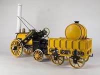 Hornby Live Steam Stephenson's Rocket (3 of 10)