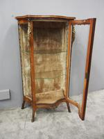 French Rosewood Vitrine by Thomas Justice & Sons (4 of 14)
