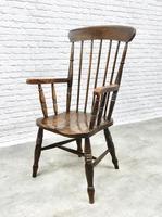 Antique Stickback Windsor Armchair (6 of 6)