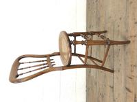 Antique Child's Correctional Chair (m-2215) (5 of 10)