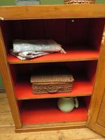 Rustic Victorian Pine Larder or Linen Cupboard, Boathouse Cupboard (21 of 22)