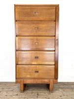 Industrial Vintage Staverton Oak Cabinet (2 of 10)