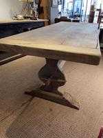 Rustic Refectory Table (3 of 9)