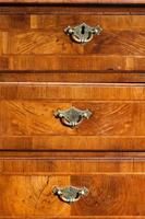 George II Period Walnut Chest of Drawers (3 of 5)