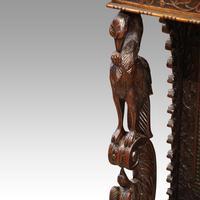 Antique Burmese Davenport (3 of 13)
