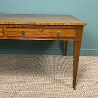 Fine Large Georgian Antique Partners Writing Table (5 of 7)