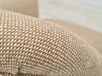 Danish 60s Design, Completely Reupholstered Armchair, Kvadrat Furniture Wool, Teak (10 of 11)