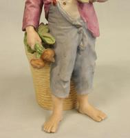 Bisque Figurine of Young Boy (2 of 14)