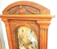 Westminster Chime Bracket Clock Art Nouveau 8-Day Musical Mantel Clock on Bracket c.1900 (9 of 9)