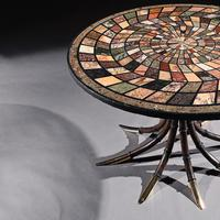 Large Italian 19th Century Specimen Marble Top Centre Table (7 of 14)