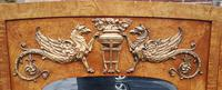 French Art Deco Burr Ash, Marquetry & Gilt Metal Mounted Wardrobe c.1910 (14 of 18)